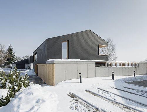 Haus Kirchberg/Thening, Foto Simon Bauer Architektur, Haus