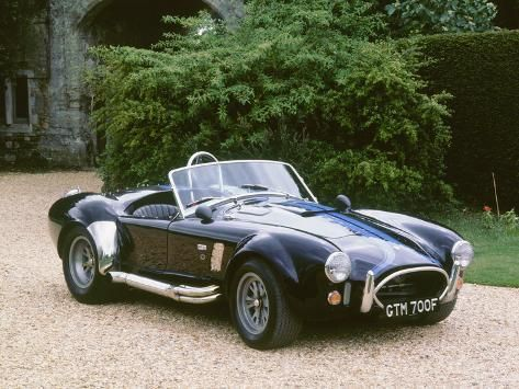 '1965 AC Shelby Cobra 7 litre' Photographic Print - | Art.com