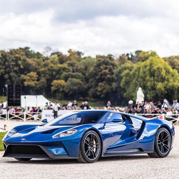 Wow 2016 #ford #gt how sick is this?!?! | : @k.vanc ...