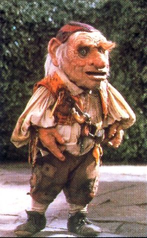 Hoggle | Labyrinth | Labyrinth movie, The muppet show ... Labyrinth 1986 Characters