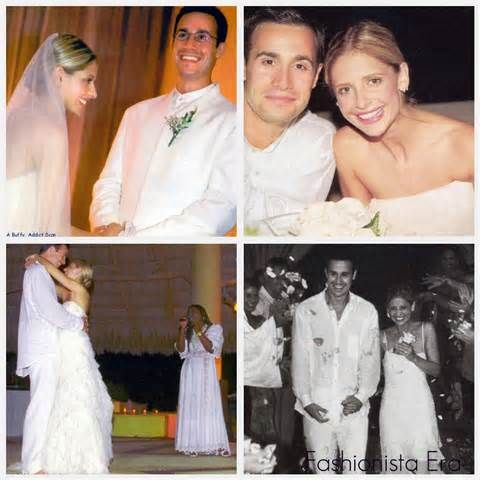 Fred Prinze Jr And Sarah Michelle Geller