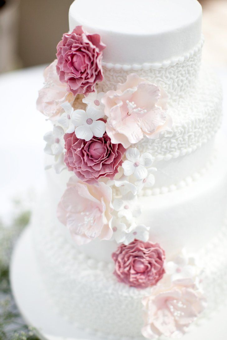 Pink and White Cake | Heather Roth Fine Art Photography https://www ...