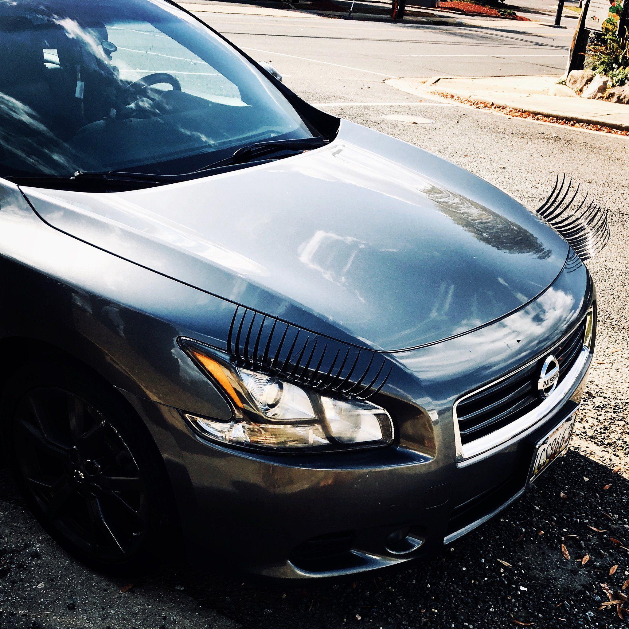 Universal Eyelashes For Your Car Euroimports93 Euroimports93