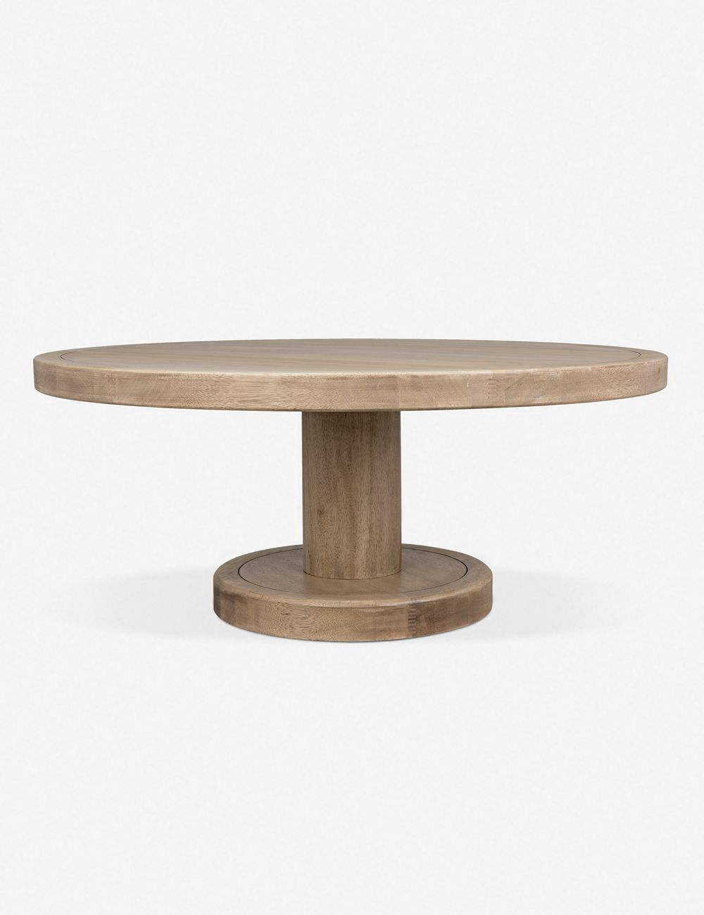 Kirsi Round Coffee Table Handmade Dining Room Tables Coffee Table Wood Round Coffee Table [ 1300 x 1000 Pixel ]