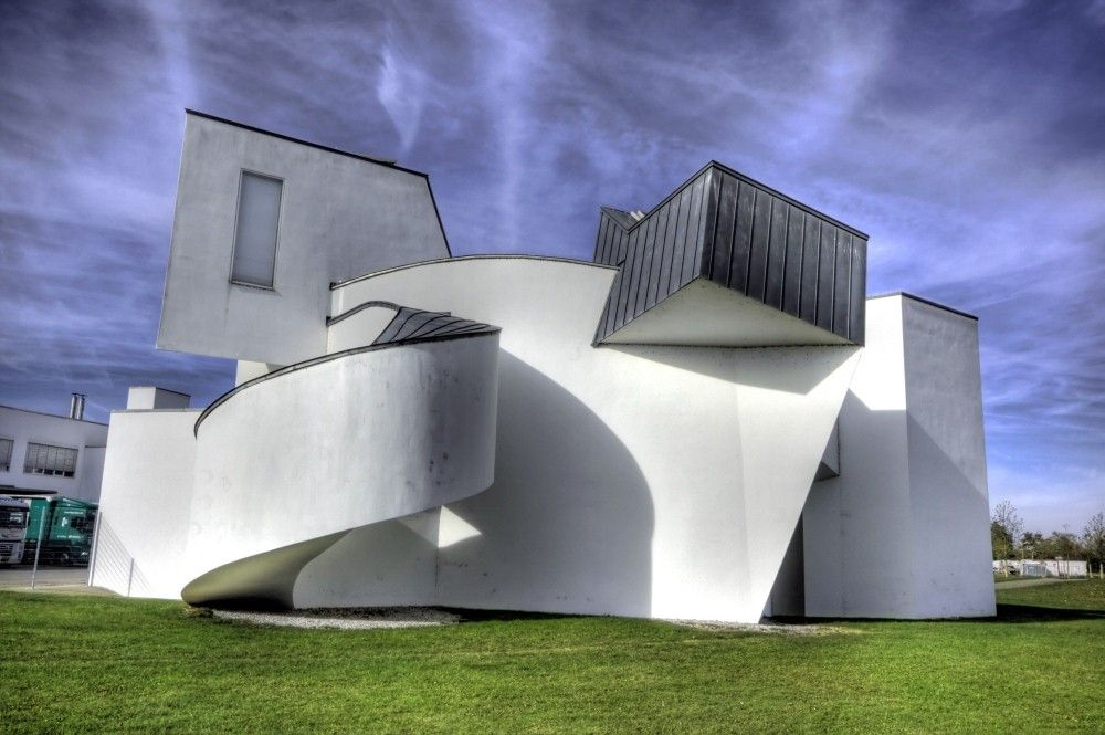 Frank Gehry Vitra Design Museum Arc Frank Gehry
