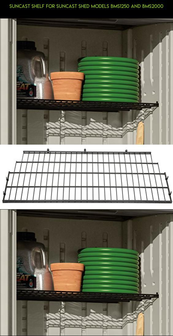 Suncast Shelf For Suncast Shed Models BMS1250 And BMS2000 #drone #products # Shelf #