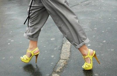 Neon shoes♥