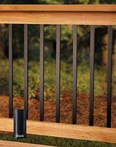 Best Metal Deck Spindles Deckorators 32 Traditional Deck 400 x 300