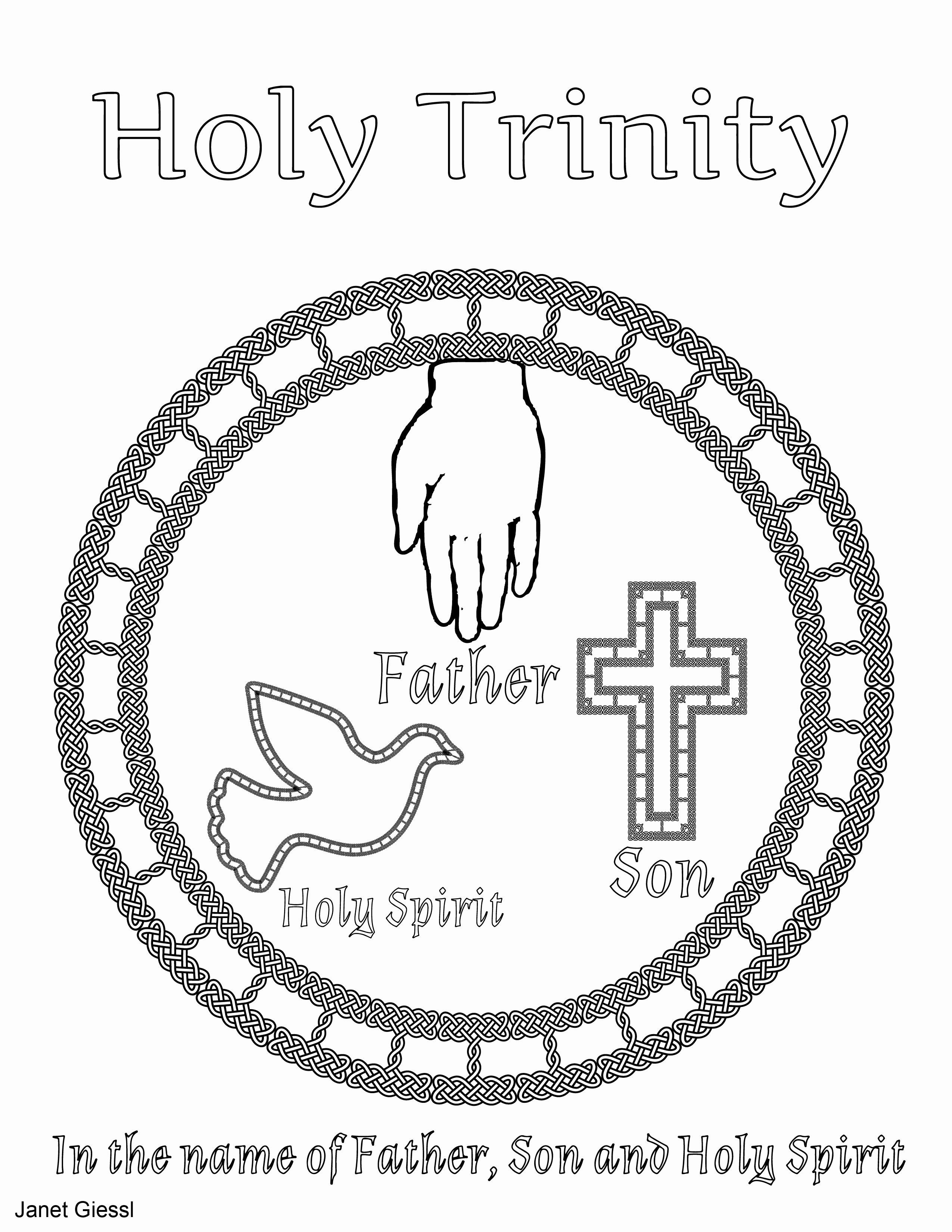 Holy Trinity Coloring Page Beautiful 43 Holy Trinity Coloring Page Shamrock Holy Trinity Wickedbabesblog Co Coloring Pages Minion Coloring Pages Holy Trinity