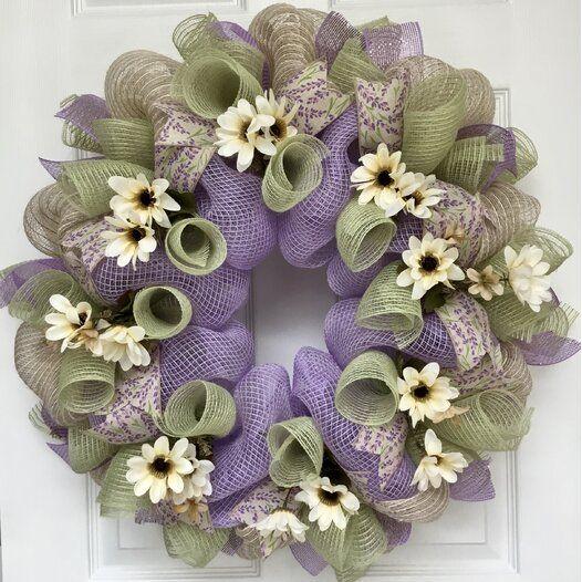 One Allium Way® Lavender & Mint Floral 24