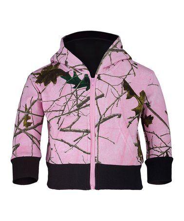 f69deff10d5bd Baby Girl Camo Clothes, Camo Baby Stuff, Pink Camo Hoodie, Girls Fall  Fashion