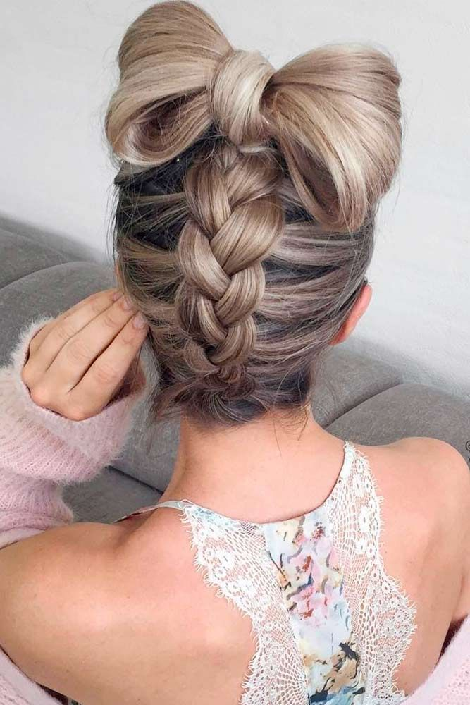 Amazing Braid Hairstyles for Party and Holidays ★ See more ...