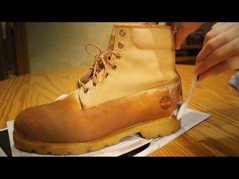 f88c442d2c9d How to Clean and Restore Timberlands!! Make Suede Boots Sexy! DIY ...