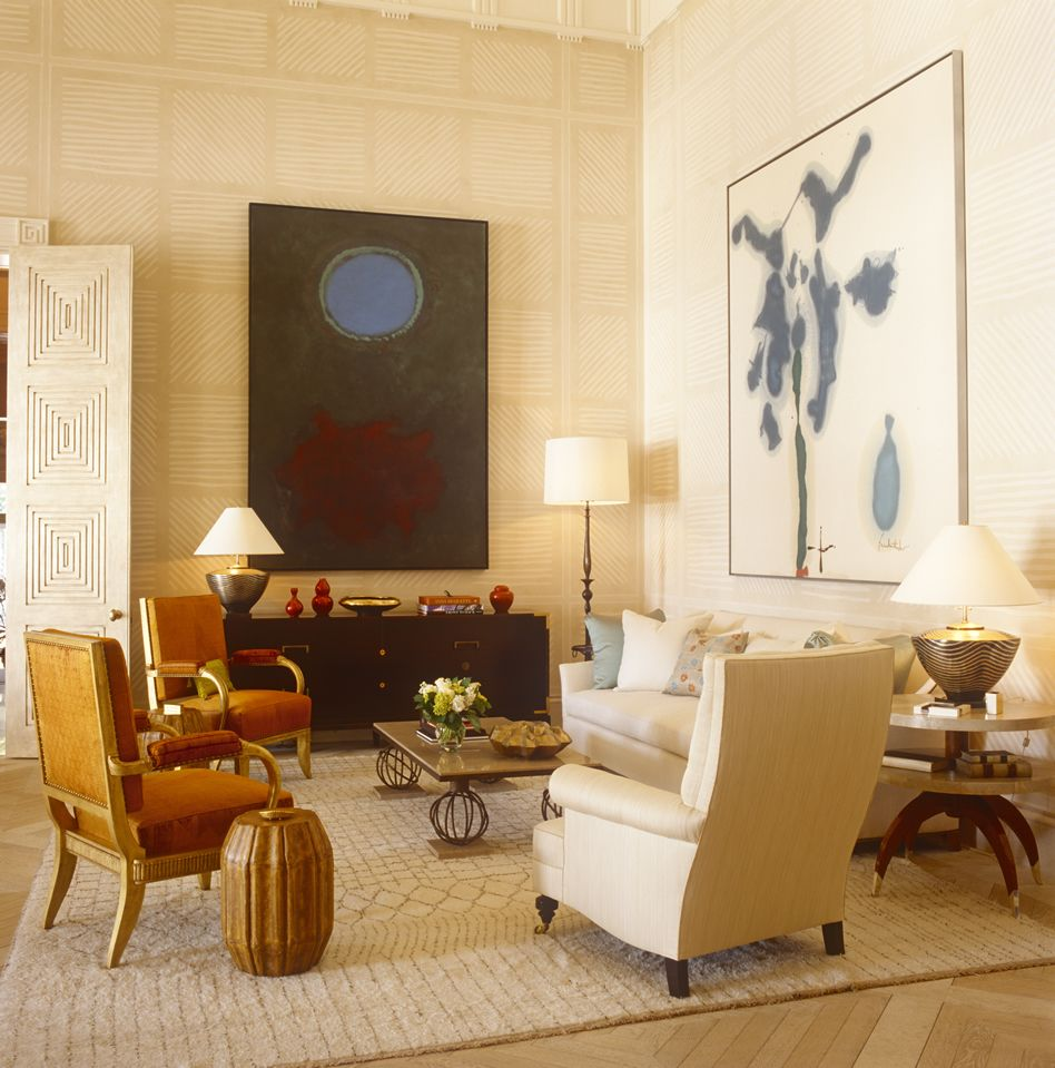 Pin von Brian J. McCarthy auf Luminous Interiors: Artful Living ...