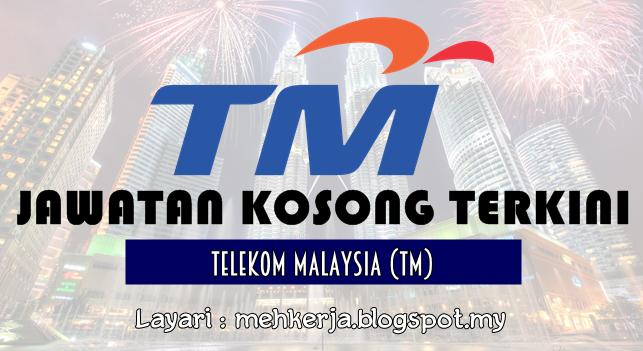 Jawatan Kosong Di Telekom Malaysia Tm 25 Aug 2016 Telekom Malaysia Berhad Tm Is The Largest Integrated Soluti Network Infrastructure Malaysia Education