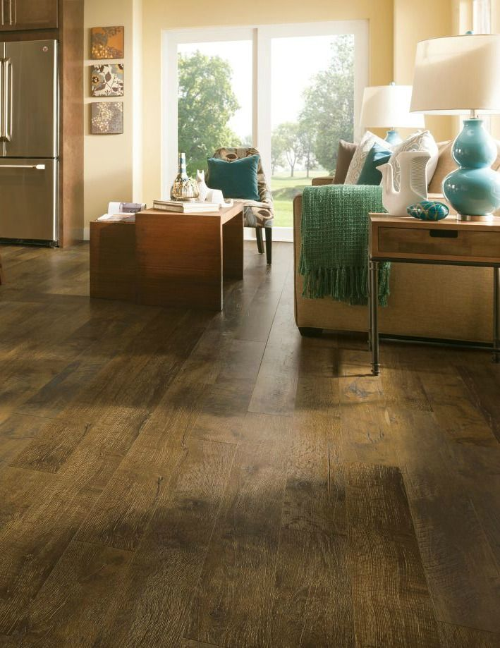 Armstrong Laminate Flooring Rustics Premium Forestry Mix Gray