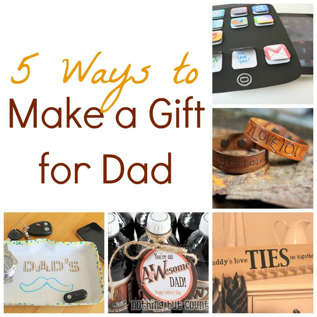 special gifts for dad
