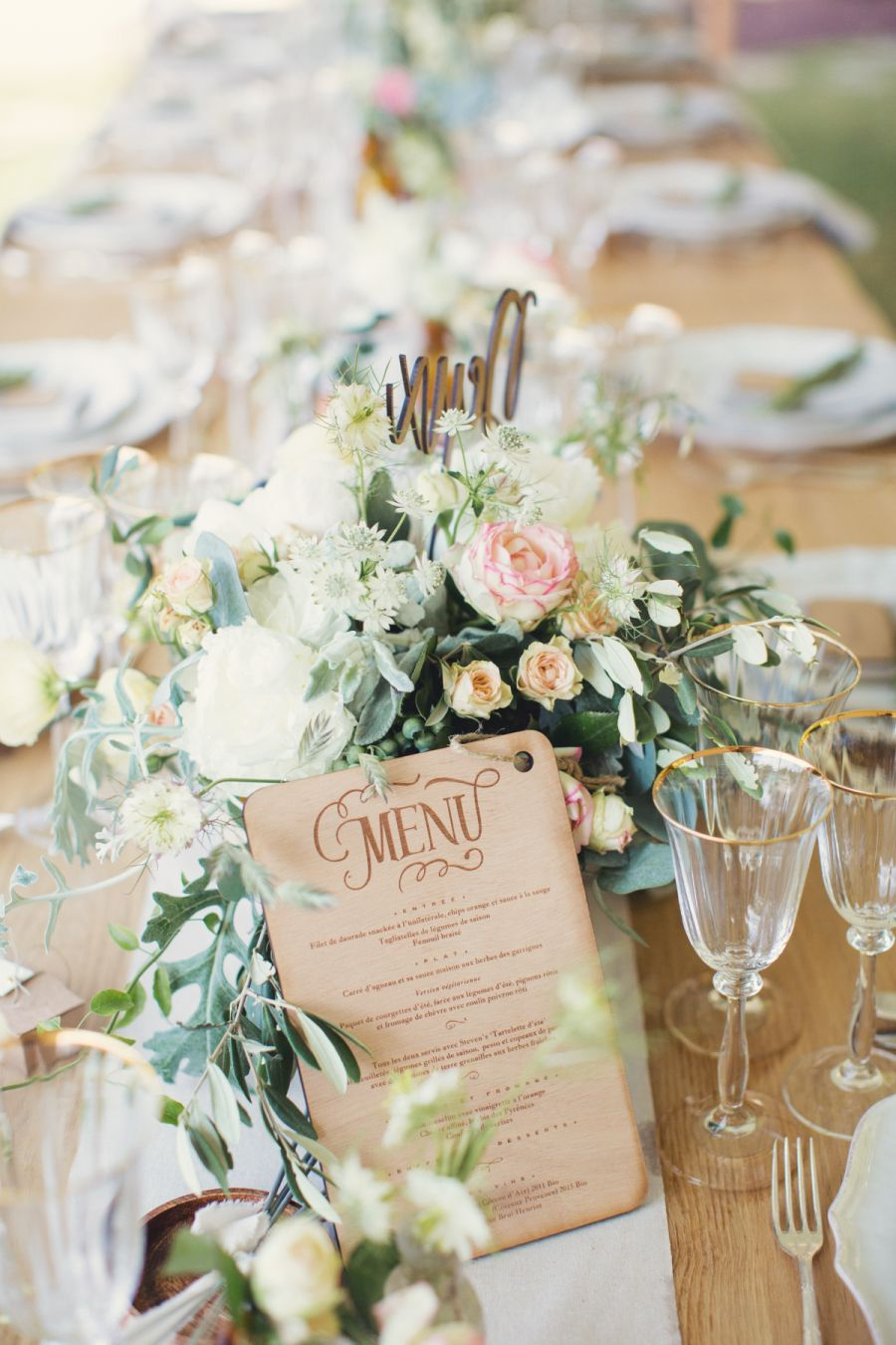 gorgeous wedding table decor photography anne claire brun http anneclairebrun