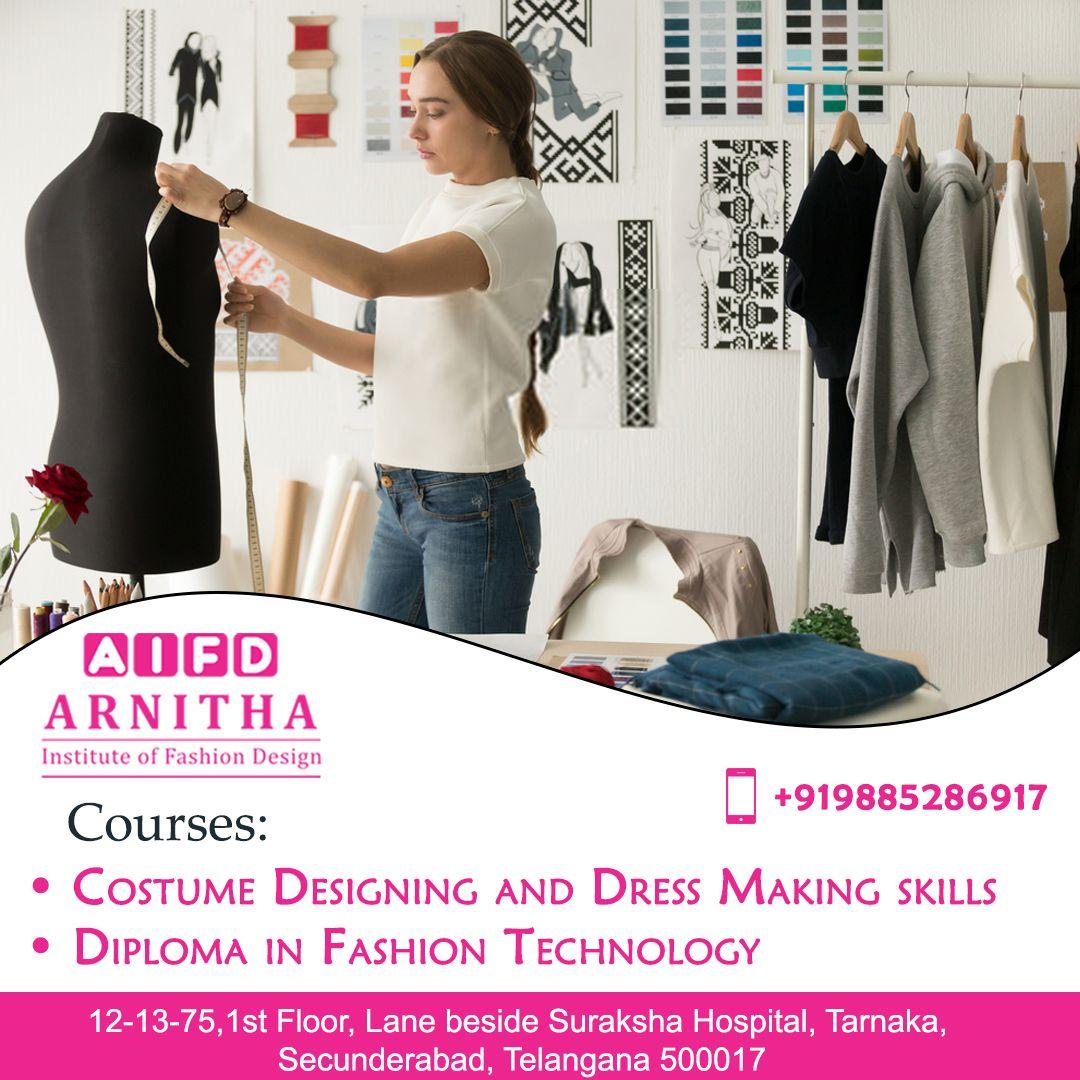 Design Your Dream Career In Fashion Designing Arnitha Institute Of Fashion Designing Career In Fashion Designing Technology Fashion Career Fashion