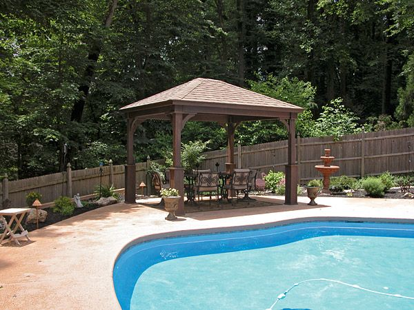 10 X 12 Home Patio Gazebo Pavilion Country Lane Gazebos Backyard Pavilion Outdoor Pavilion Gazebo
