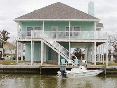 Amazing Best Waterfront Rental House In Rockport Texas Dream Interior Design Ideas Truasarkarijobsexamcom