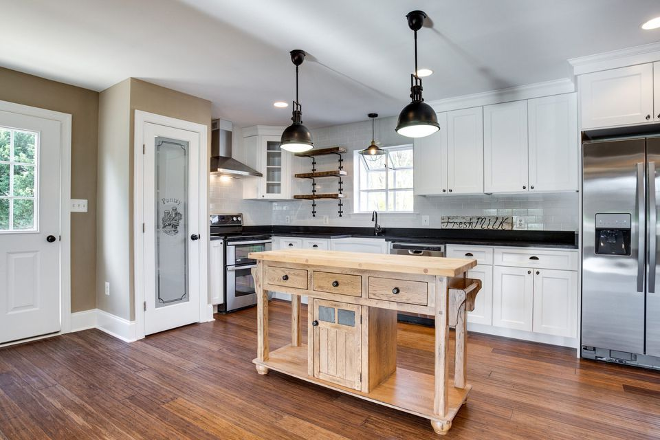 Modern Farmhouse Kitchen Inspiration for Your Next