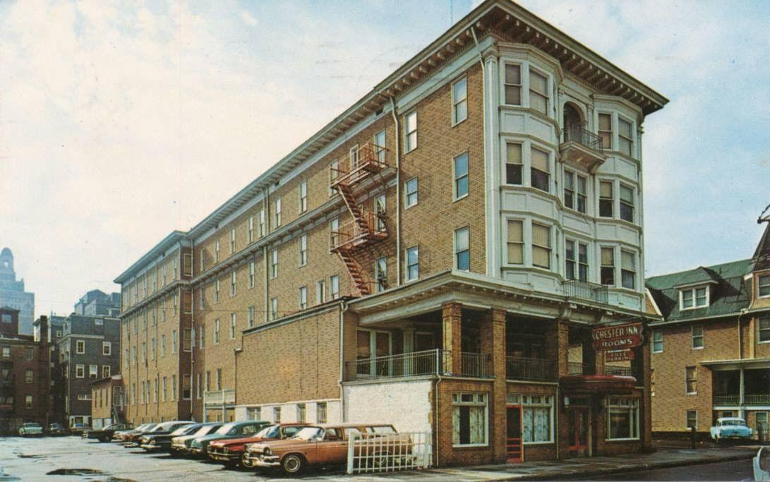 Chester Inn New York Ave Atlantic City Nj Circa Late 1960 S Atlantic City Vacation Days City