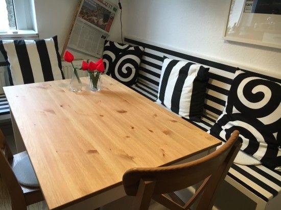 Ikea Kallax Kitchen Corner Seating Ikea Esszimmer Sitzecke