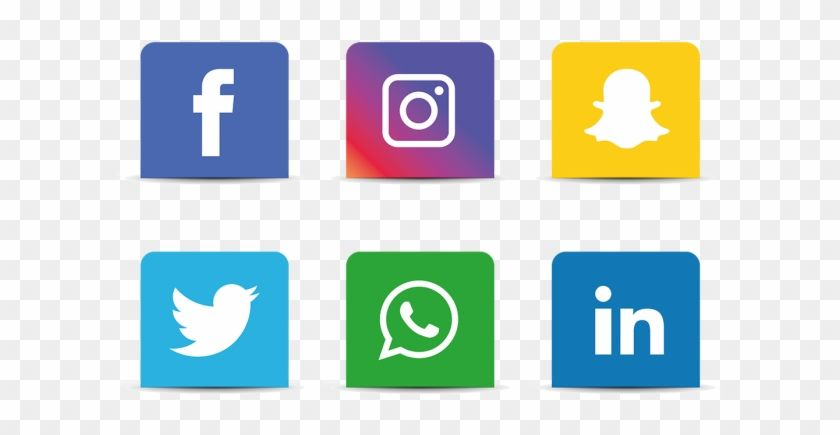 Enjoy Hd High Quality Facebook Logo For Business Card Troika Cases Transparent Background Social Media I Social Media Icons Google Business Card Media Icon
