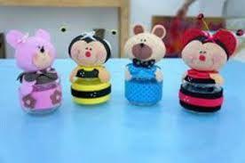 Resultado de imagen para dulceros en foamy para niñas
