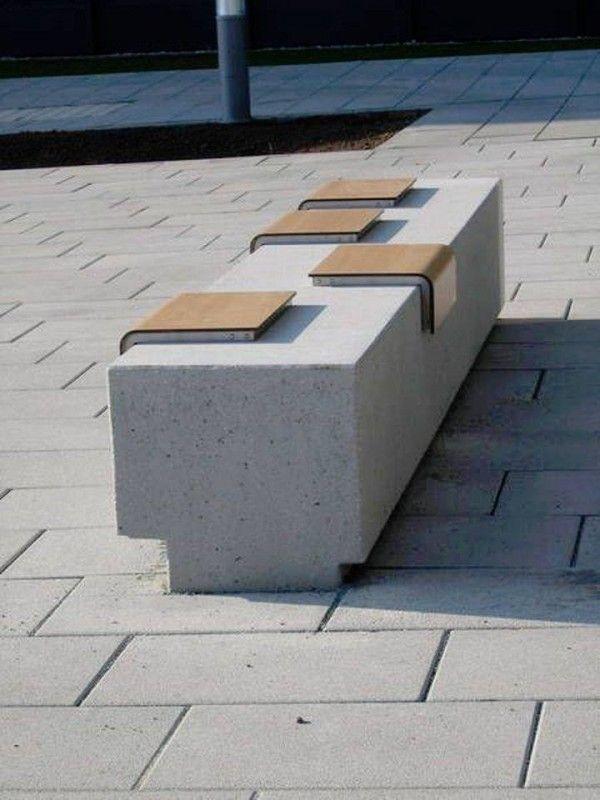 20 Ideias De Mobili Rio Urbano Para Inspirar Street Furniture Bench And Landscaping