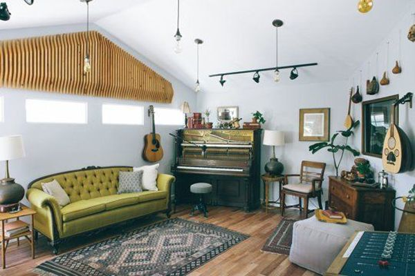 cool and modern home music studios also decorating pinterest rh