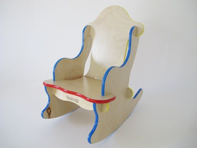 Child S Rocking Chair By Builtforkids On Etsy Rocking