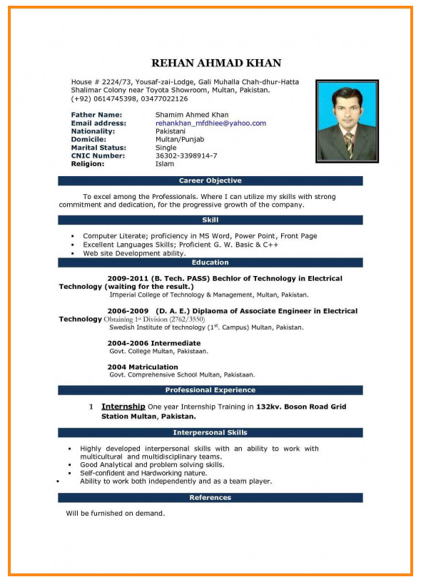 Free Blank Cv Template Download Awesome 6 Download Resume Templates Microsoft Word 2007 Odr2017 In 2021 Downloadable Resume Template Resume Format Simple Resume Format