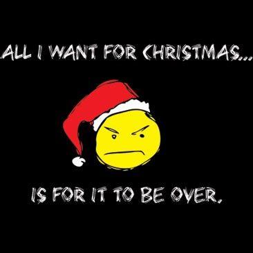 I Hate Christmas.Pin On My Many Moods