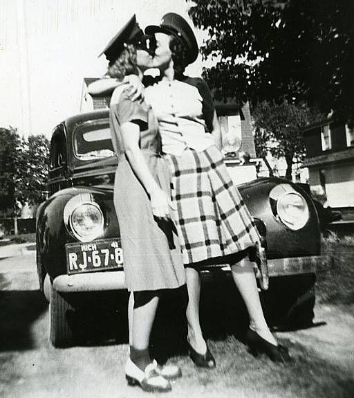 Vintage Gays- IDK