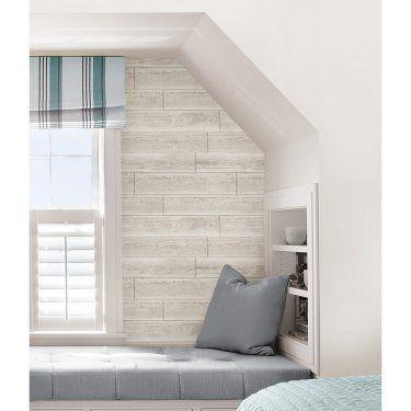 Brewster Home Serene Cream Peel and Stick Wallpaper Home