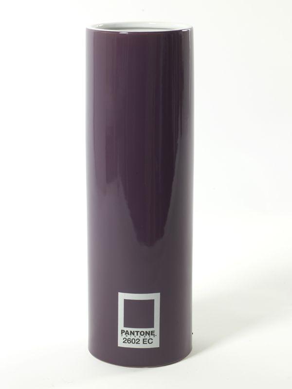 Vaso Pantone Cilindro Serax | Coquelicot DesignColore, originalità, design: perfette combinazioni che creano il vaso Pantone. Adatto, in particolar modo, a contenere l'orchidea. Diametro cm 12,5 cm x H 40 cm