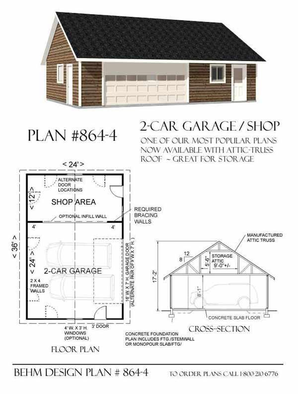 Page Not Found Behm Garage Plans Garage Workshop Layout