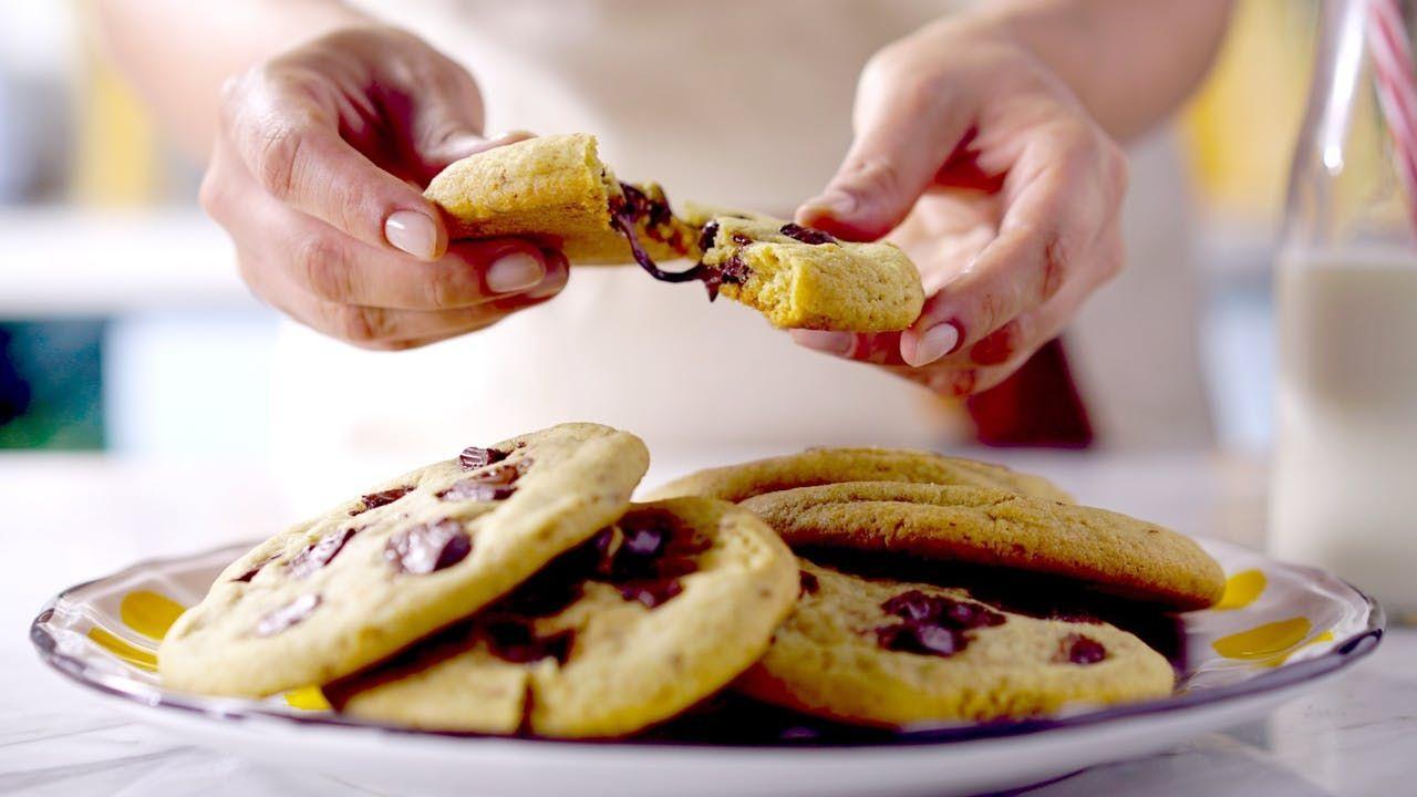 Cookie recheado com chocolate tastemade jelly recipes
