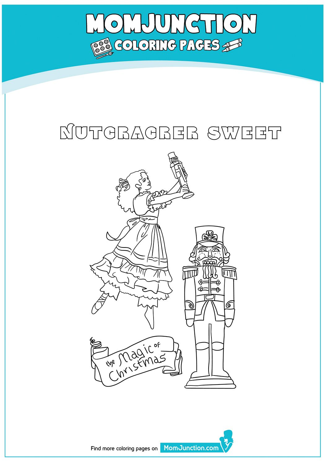 Print Coloring Image Momjunction Coloring Pages Color Mom