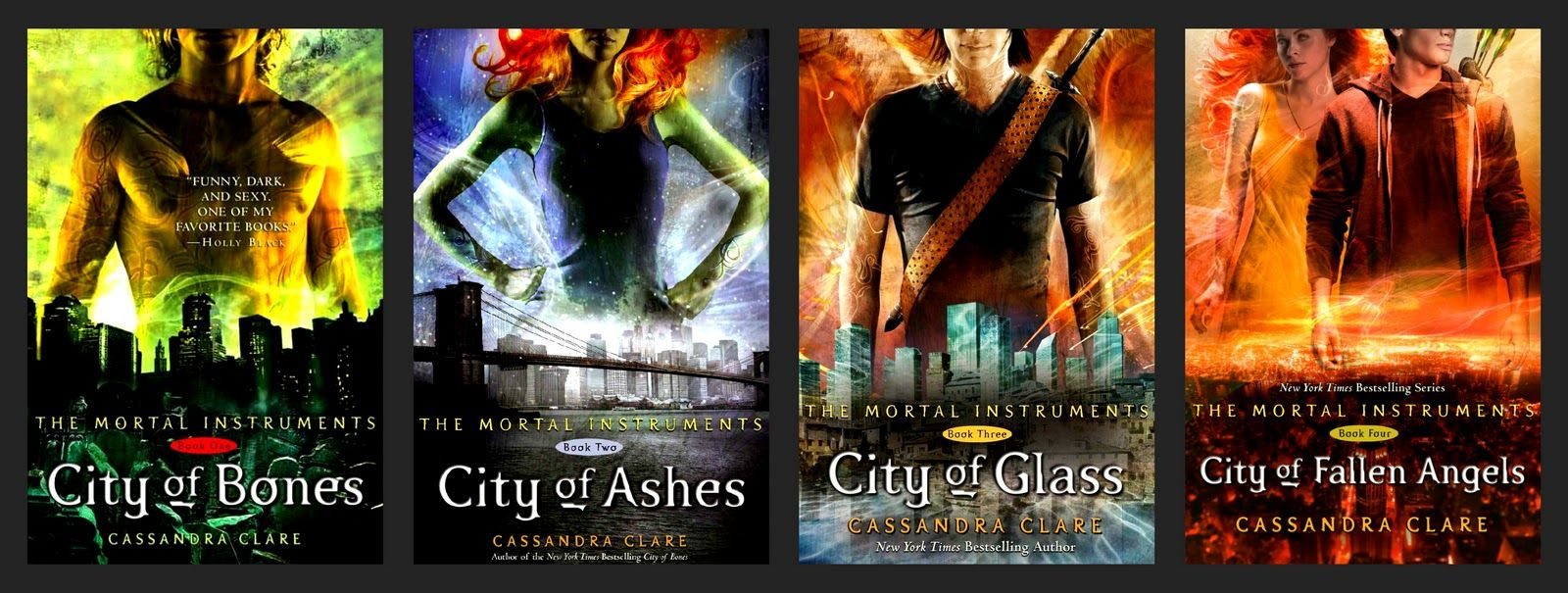 Cassandra Clare - The Mortal Instruments