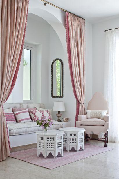 Ces salons marocains qui nous font rêver | salons | Deco salon ...