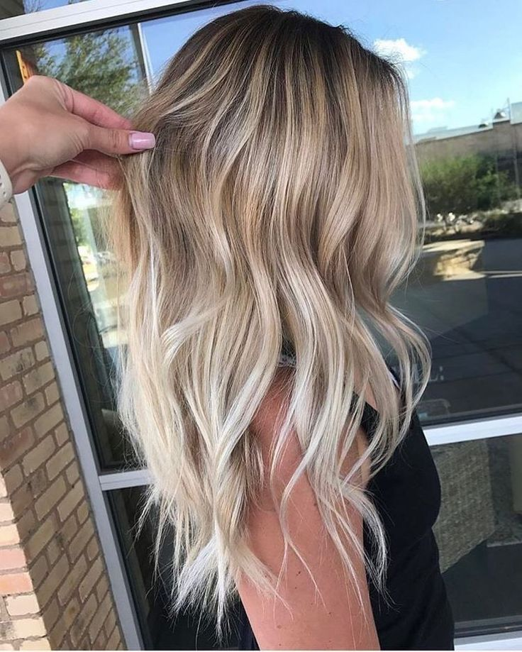 The 74 hottest blond hairs seem to be copying this summer