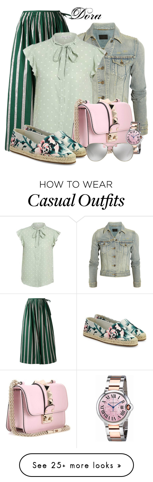 6417 webster -  Senza Titolo 6417 By Doradabrowska On Polyvore Featuring Aspesi Yves Saint Laurent