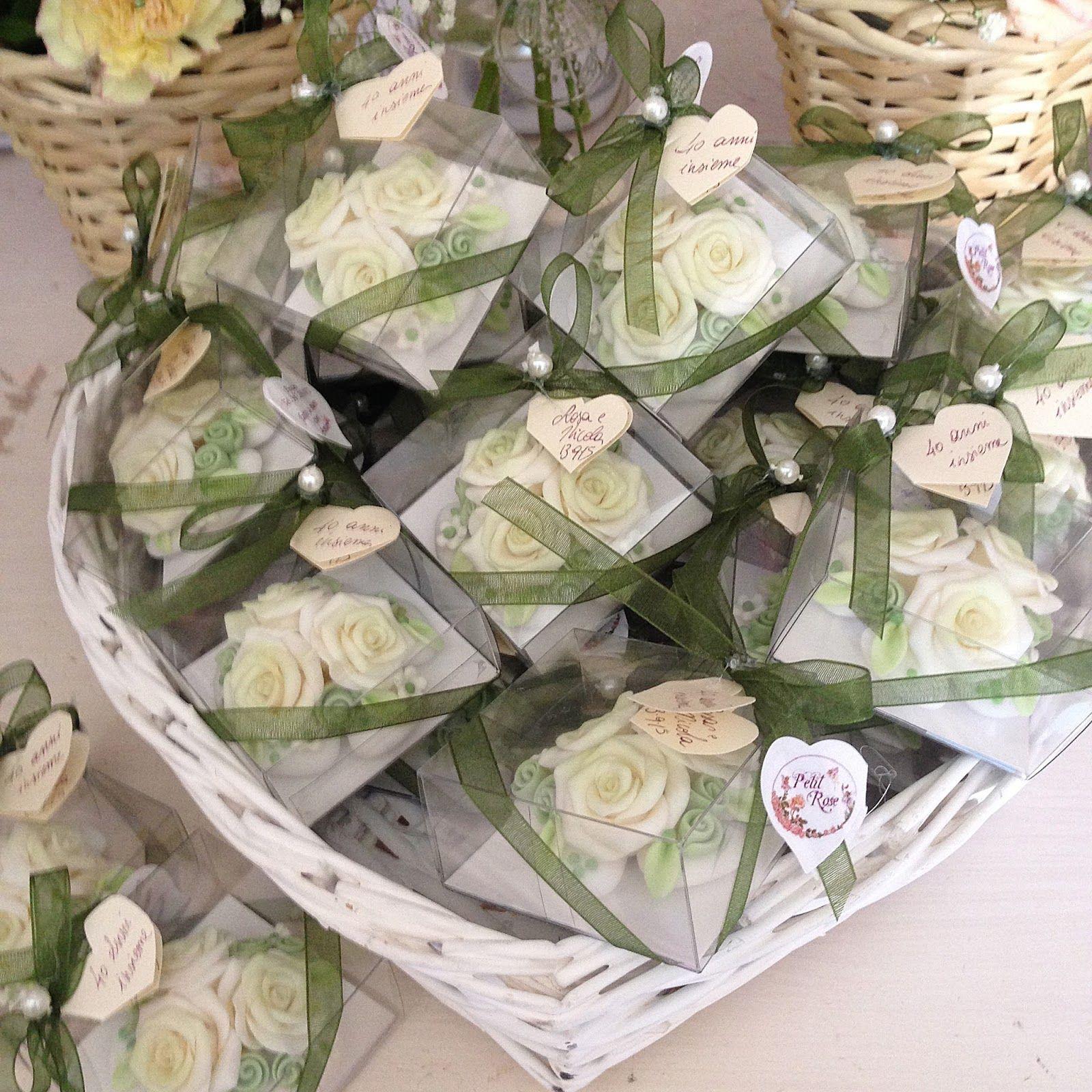 Bomboniere Per Anniversario Di Matrimonio 40 Anni.40 Anni Di Nozze Organizzazione Di Feste Nozze E Matrimonio