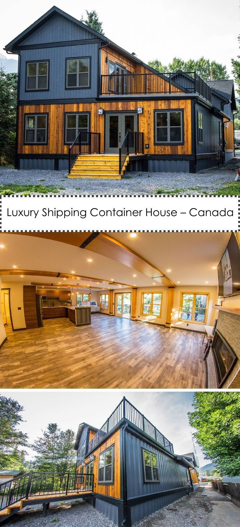 Home Building Plans Canada 2020 Shipping Container Home Designs Container House Container House Plans