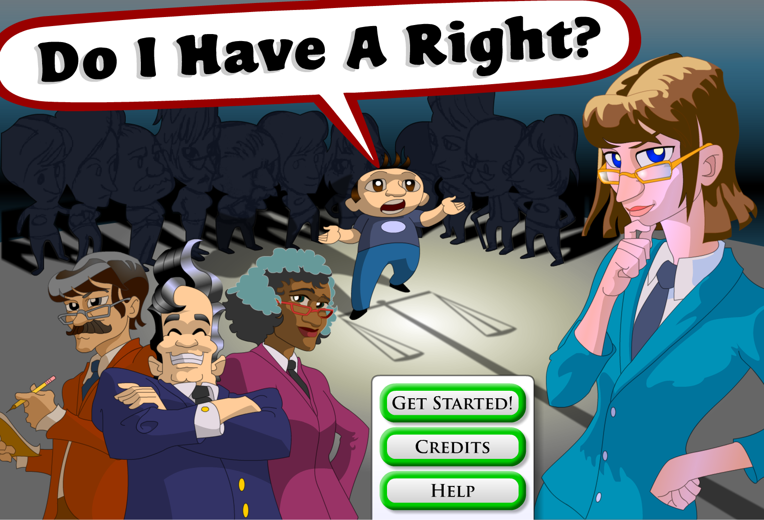Do I Have A Right Bill Of Rights Interactive Game From