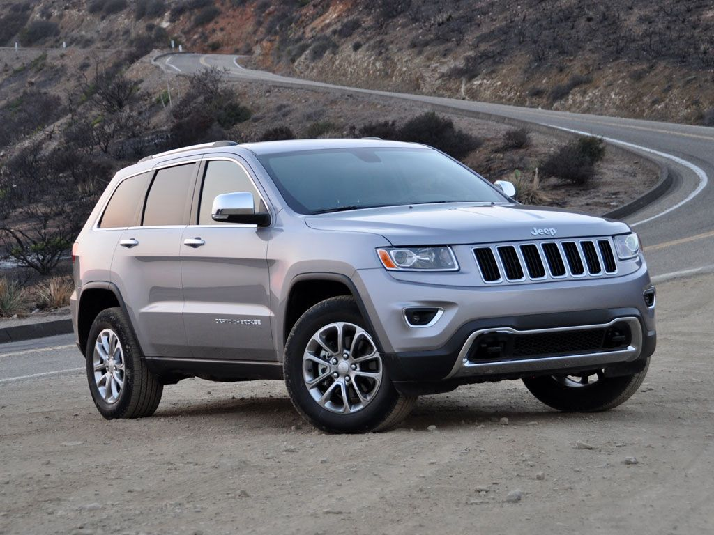 Cargurus Test Drive Review 2014 Jeep Cherokee Jeep S 2014 Grand