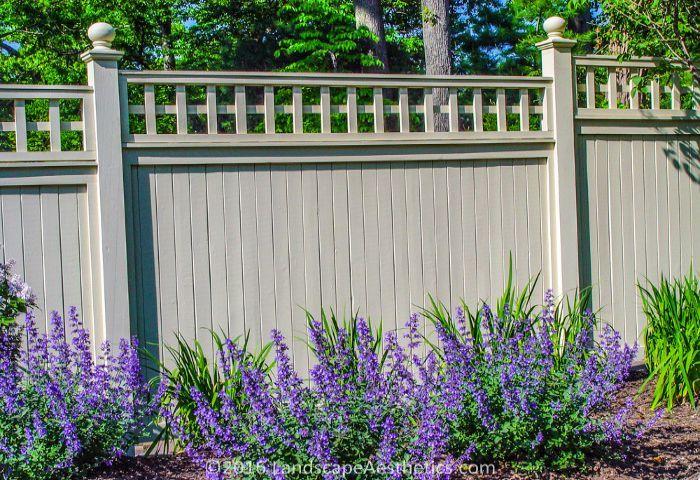 Designing Your Custom NJ Landscape | Fence design